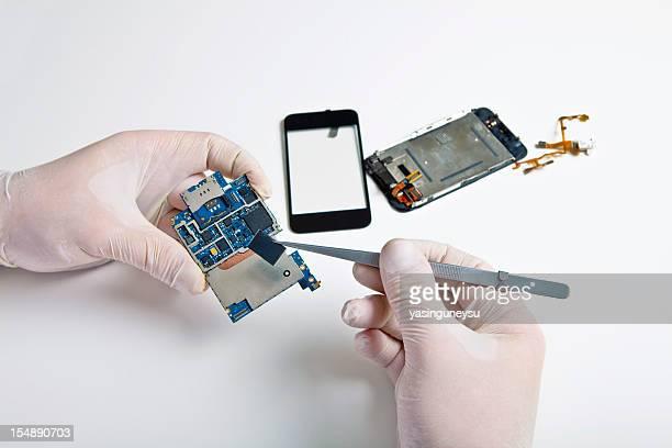 Service de téléphone portable