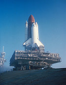 Mobile Space Shuttle Launcher