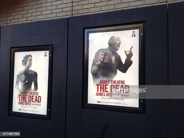Mobilestock-Abbey Theatre, posters