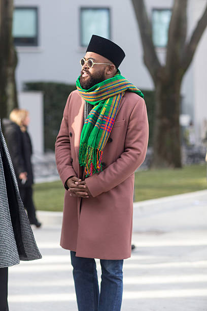 Street Style January 14 Milan Men 39 S Fashion Week Fall Winter 2017 18 Photos And Images