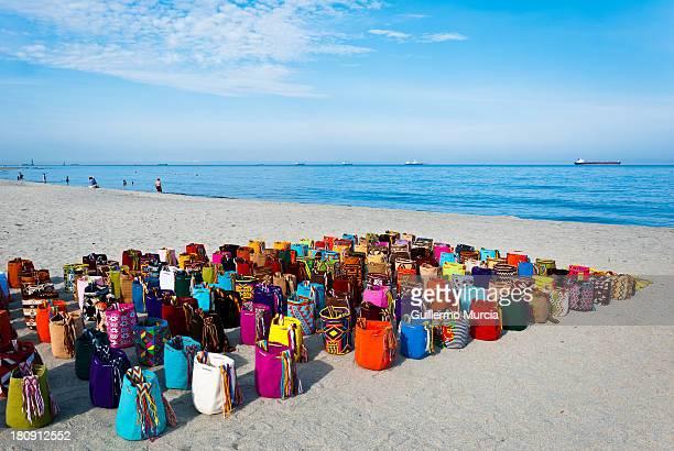 Mochilas Colombianas, Colorful Handbags