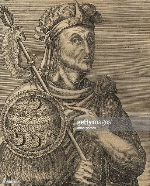Moctezuma II ruler of Tenochtitlan