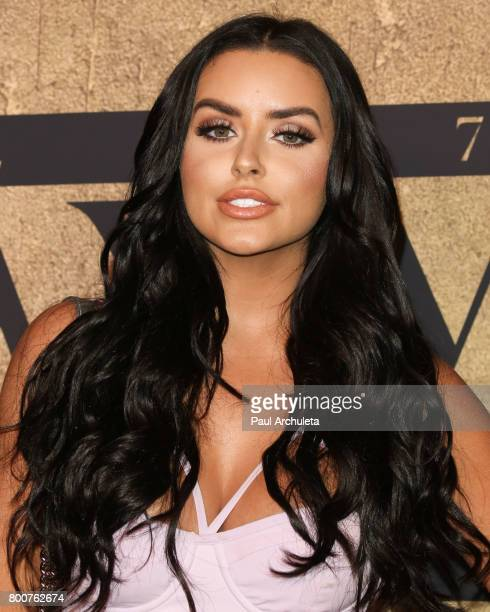 Model Abigail Ratchford attends the 2017 MAXIM Hot 100 Party at The Hollywood Palladium on June 24 2017 in Los Angeles California