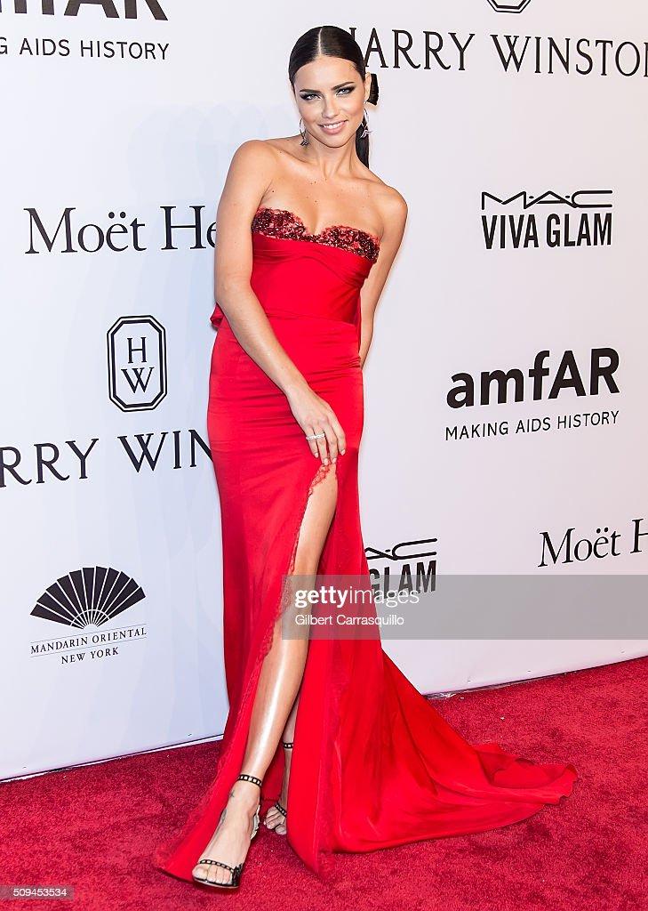 2016 amfAR New York Gala