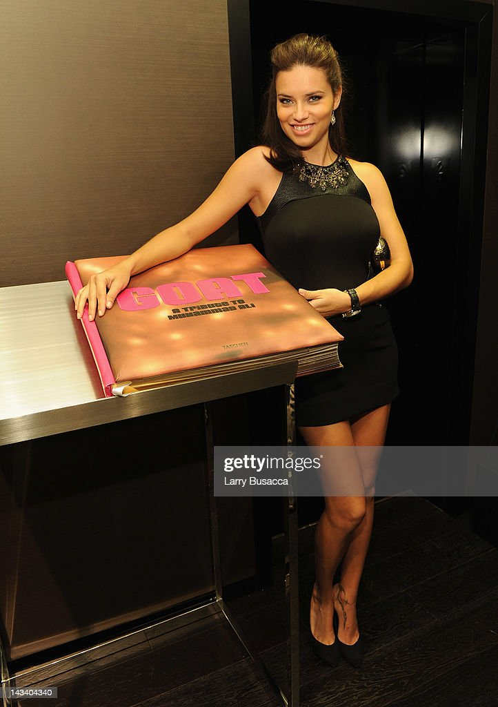 Model <a gi-track='captionPersonalityLinkClicked' href=/galleries/search?phrase=Adriana+Lima&family=editorial&specificpeople=182444 ng-click='$event.stopPropagation()'>Adriana Lima</a> attends the IWC Flagship Boutique New York City Grand Opening at IWC Boutique on April 25, 2012 in New York City.