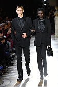 Berluti : Runway - Paris Fashion Week - Menswear F/W...