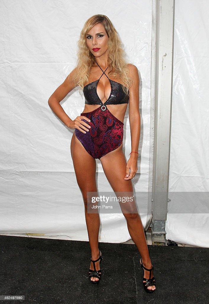 A.Z Araujo - Backstage - Mercedes-Benz Fashion Week Swim 2015