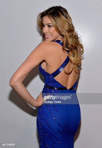 Model Aida Yespica attends The 14th Annual Latin GRAMMY Awards at the Mandalay Bay Events Center on November 21 2013 in Las Vegas Nevada