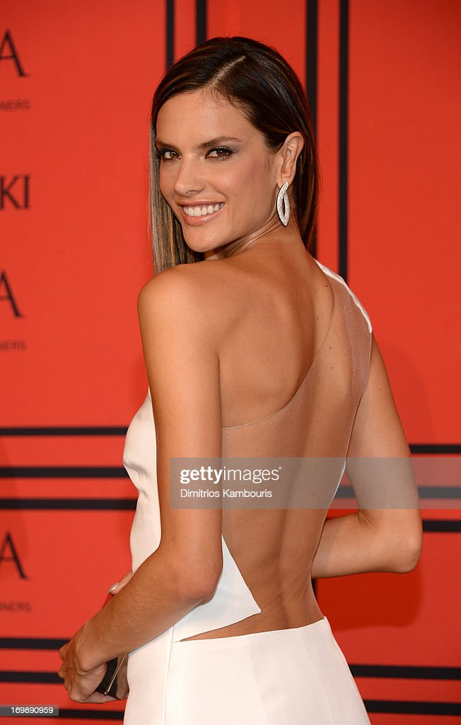 Model <a gi-track='captionPersonalityLinkClicked' href=/galleries/search?phrase=Alessandra+Ambrosio&family=editorial&specificpeople=203062 ng-click='$event.stopPropagation()'>Alessandra Ambrosio</a> attends 2013 CFDA Fashion Awards at Alice Tully Hall on June 3, 2013 in New York City.