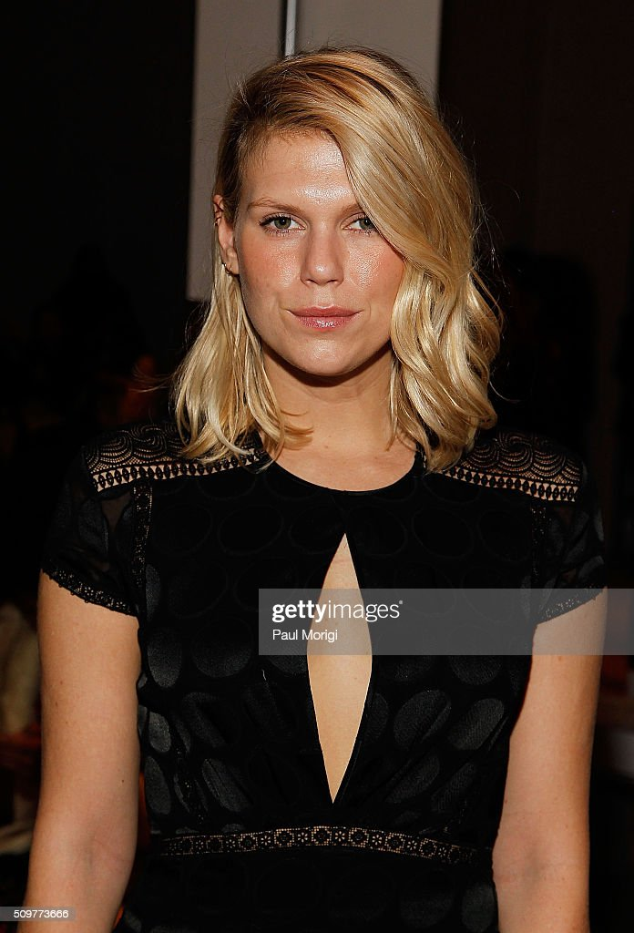 Model <a gi-track='captionPersonalityLinkClicked' href=/galleries/search?phrase=Alexandra+Richards&family=editorial&specificpeople=213455 ng-click='$event.stopPropagation()'>Alexandra Richards</a> attends the Yigal Azrouel Fall 2016 fashion show during New York Fashion Week: The Shows at The Gallery, Skylight at Clarkson Sq on February 12, 2016 in New York City.