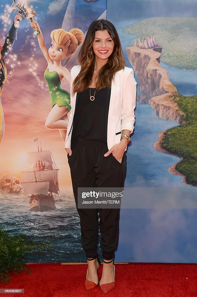 Model <a gi-track='captionPersonalityLinkClicked' href=/galleries/search?phrase=Ali+Landry&family=editorial&specificpeople=543155 ng-click='$event.stopPropagation()'>Ali Landry</a> attends the premiere of DisneyToon Studios' 'The Pirate Fairy' at Walt Disney Studios on March 22, 2014 in Burbank, California.