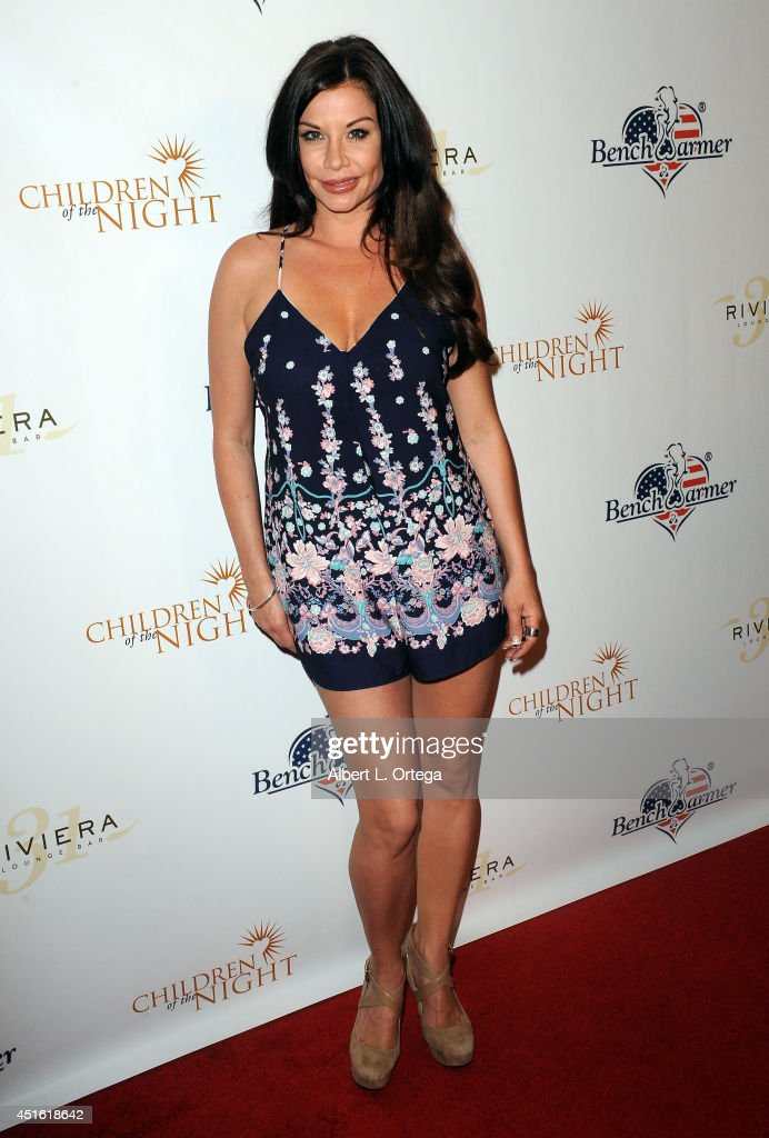 Model Alix Agar arrives for BenchWarmer's Annual Stars & Stripes Celebration held at Riviera 31 on July 1, 2014 in Beverly Hills, California.