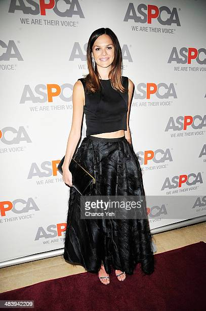 Model Allie Rizzo attends ASPCA's 17th annual Bergh Ball Gala at The Plaza Hotel on April 10 2014 in New York City