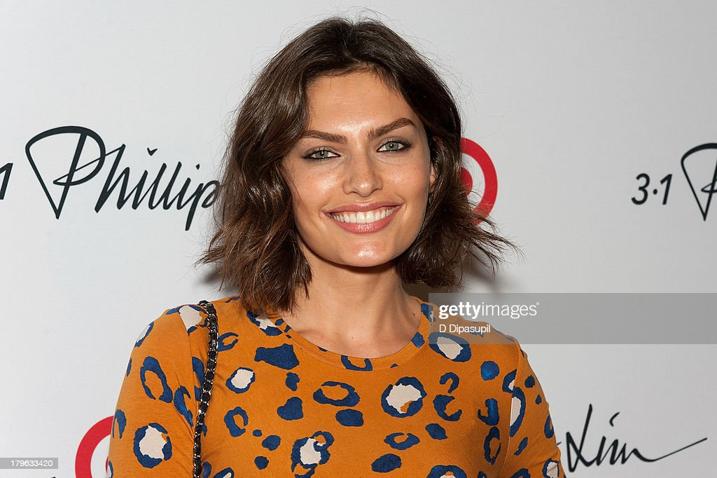 Model Alyssa Miller attends the 3.1 Phillip Lim for Target Launch Event at Spring Studio on September 5, 2013 in New York City.