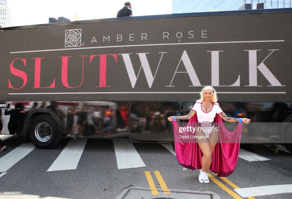 3rd Annual Amber Rose SlutWalk