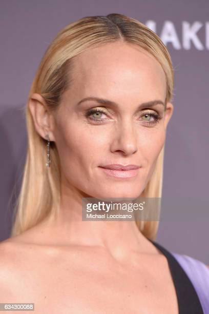 Amber Valletta Stock Photos and Pictures