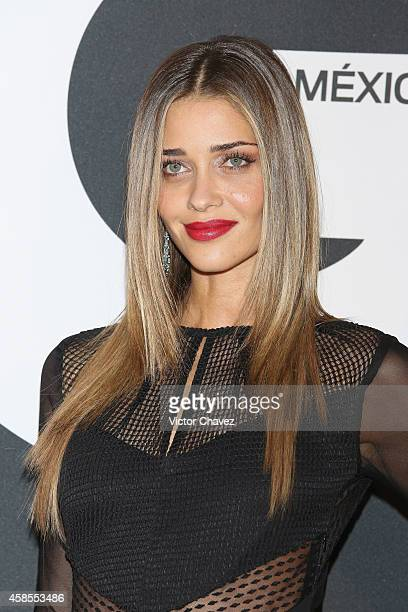 Model Ana Beatriz Barros attends GQ Men Of The Year Awards 2014 on November 6 2014 in Mexico City Mexico