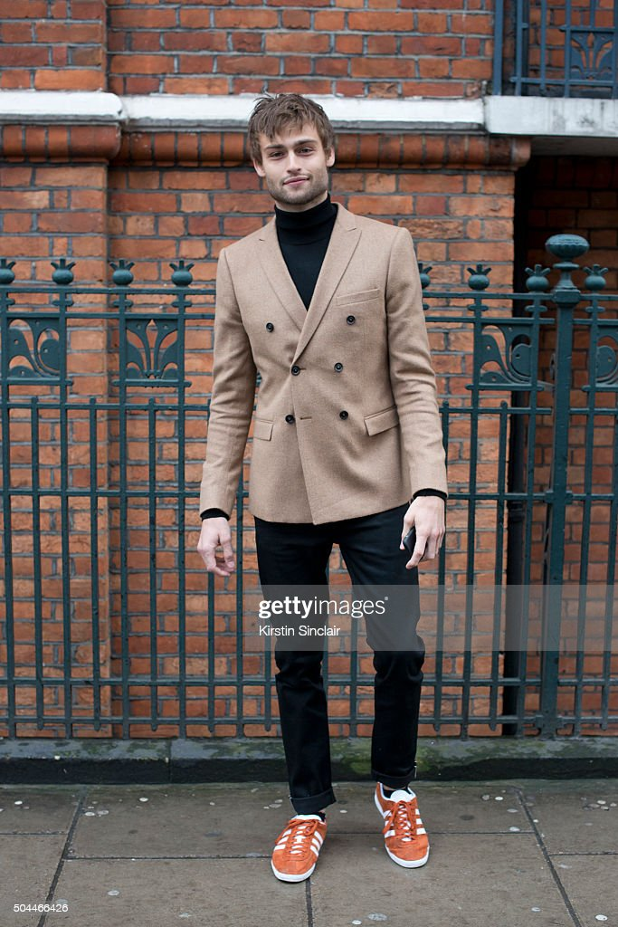 Street Style - London Collections Men AW16