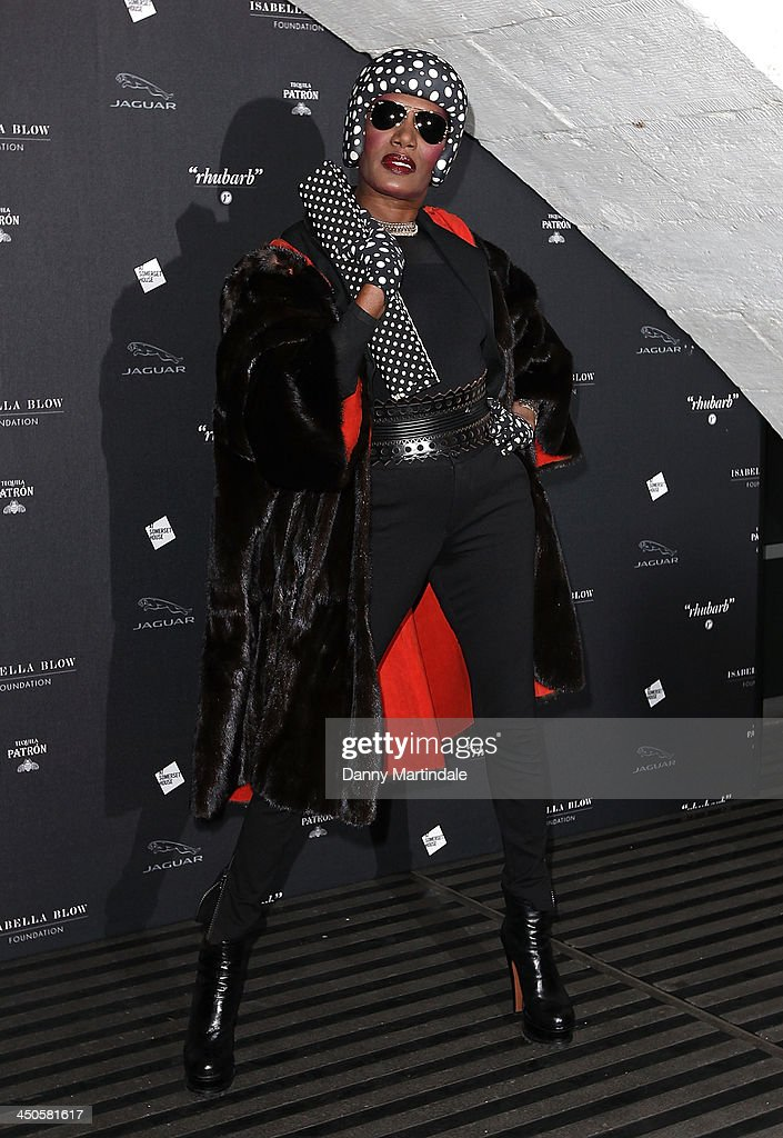 Grace Jones - Profile, News, Images century, the provocative and visionary