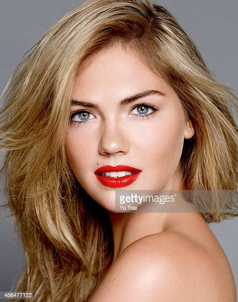 Model and actress Kate Upton is photographed for Self Assignment on September 1 2014 in Los Angeles California