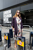 Street Style: Day 5 - LFW September 2017