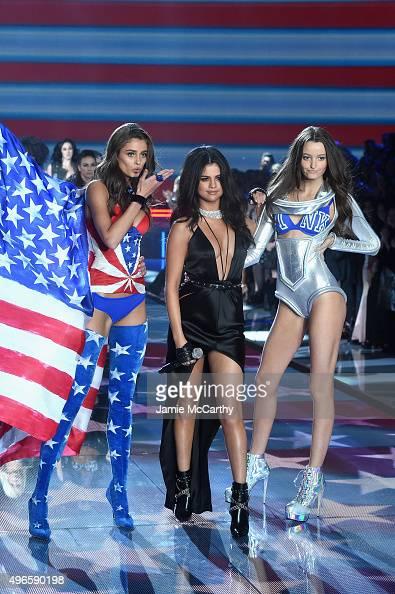 25e6feeba65 2015 Victoria s Secret Fashion Show - Runway. By  Jamie McCarthy. People  Taylor  Hill