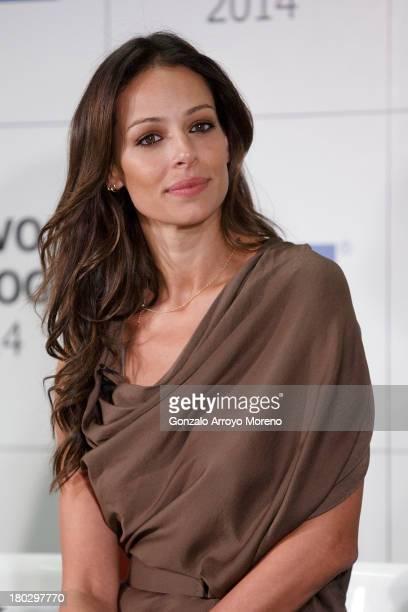 Model and TV anchorwoman Eva Gonzalez attends Ikea Presentation at Ikea store on September 11 2013 in San Sebastian de los Reyes Madrid Spain