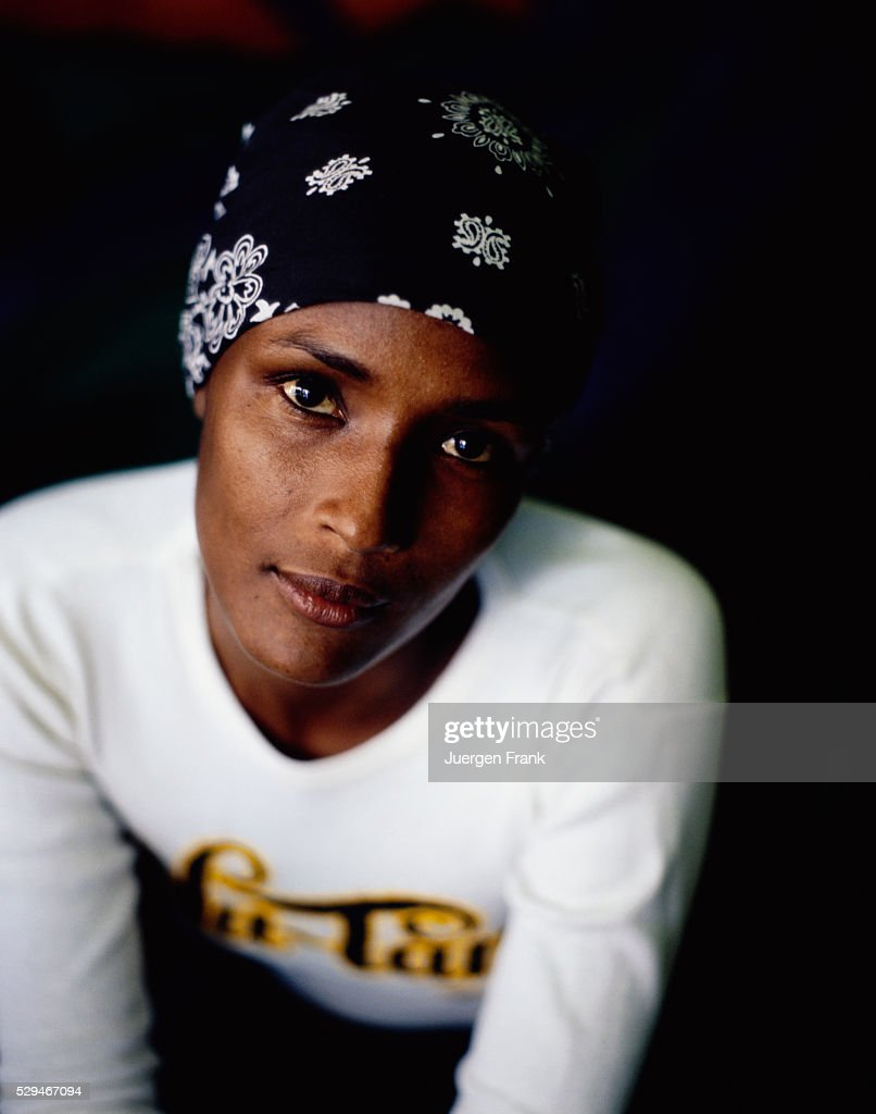 Model and UN Ambassador <a gi-track='captionPersonalityLinkClicked' href=/galleries/search?phrase=Waris+Dirie&family=editorial&specificpeople=2366489 ng-click='$event.stopPropagation()'>Waris Dirie</a>