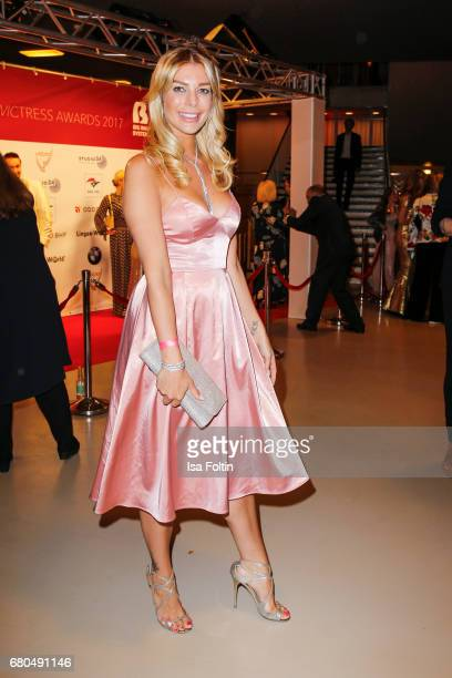 Model Annika Gassner attends the Victress Awards Gala on May 8 2017 in Berlin Germany