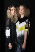 Sportalm Kitzbuehel - Backstage - Berlin Fashion Week...