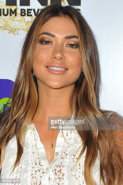 Model Arianny Celeste attends the iGolive Launch Event at the Beverly Wilshire Four Seasons Hotel on July 26 2017 in Beverly Hills California