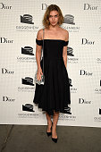 Model Arizona Muse attends the Guggenheim International Gala PreParty made possible by Dior on November 5 2014 in New York City