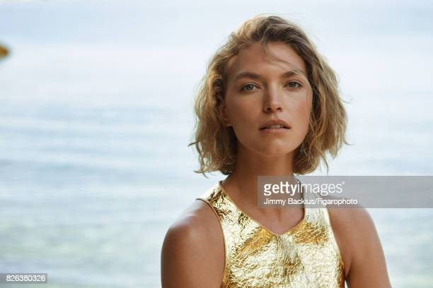 Model Arizona Muse poses for Madame Figaro on May 22 2017 in La Ciotat France Top PUBLISHED IMAGE CREDIT MUST READ Jimmy Backius/Figarophoto/Contour...