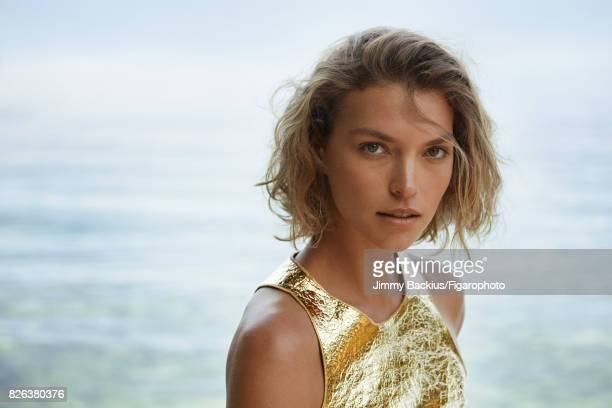 Model Arizona Muse poses for Madame Figaro on May 22 2017 in La Ciotat France Top CREDIT MUST READ Jimmy Backius/Figarophoto/Contour by Getty Images