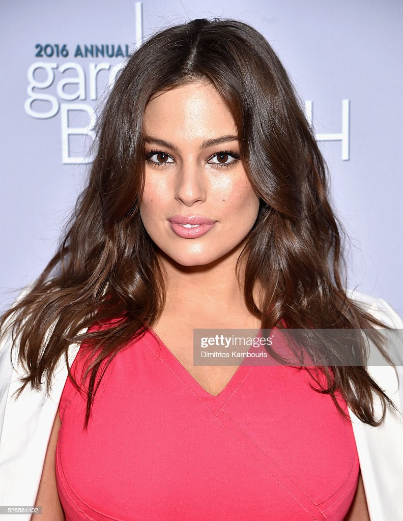 Model Ashley Graham attends the Garden Brunch prior to the 102nd White House Correspondents' Association Dinner at the Beall-Washington House on April 30, 2016 in Washington, DC.