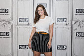 Build Presents Ashley Graham Discussing Her New Show...