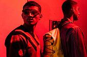 United Standard - Backstage - Milan Men's Fashion Week...