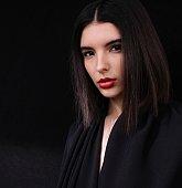 Marta Jakubowski - Backstage - LFW February 2019