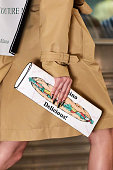 Moschino Prefall 2020 Runway Show - Details