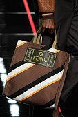 Fendi - Runway - Milan Men's Fashion Week Spring/Summer...