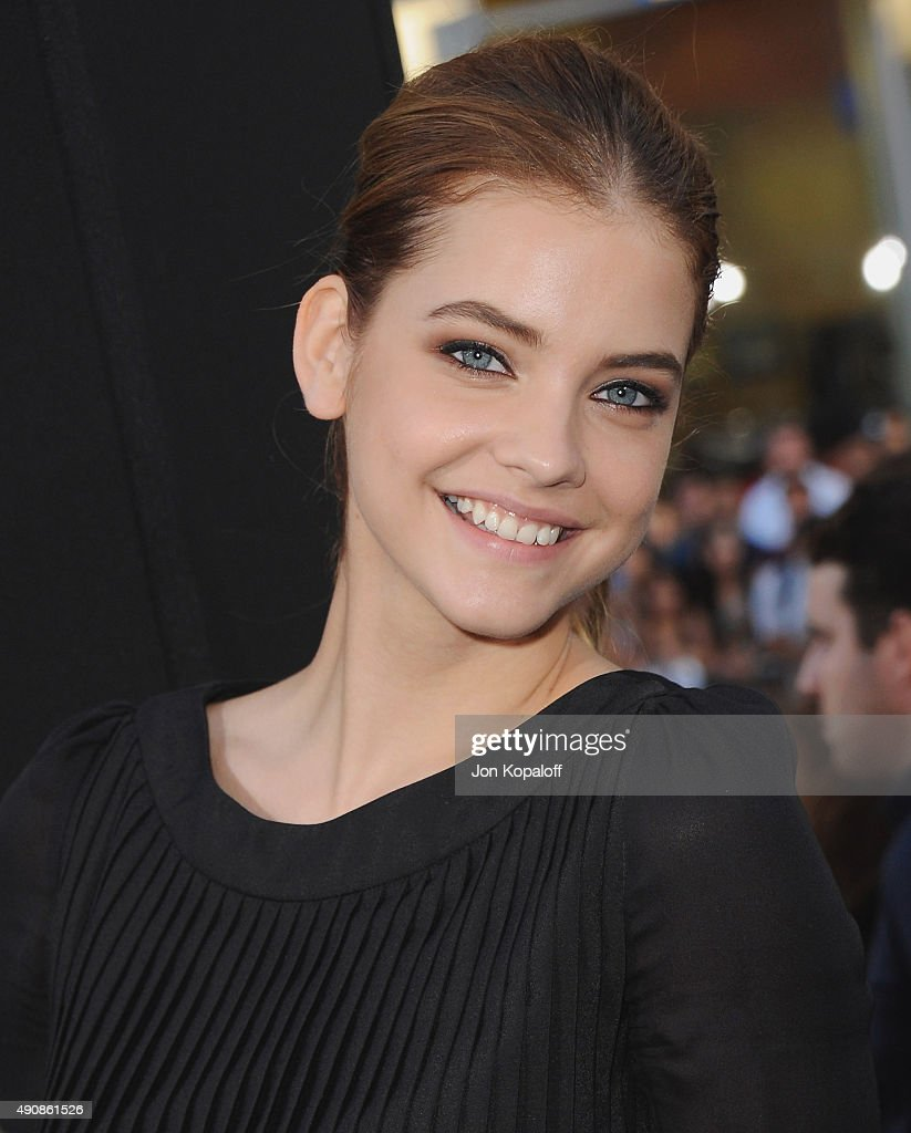 Model Barbara Palvin arrives at the Los Angeles Premiere 'Hercules' at TCL Chinese Theatre on July 23 2014 in Hollywood California
