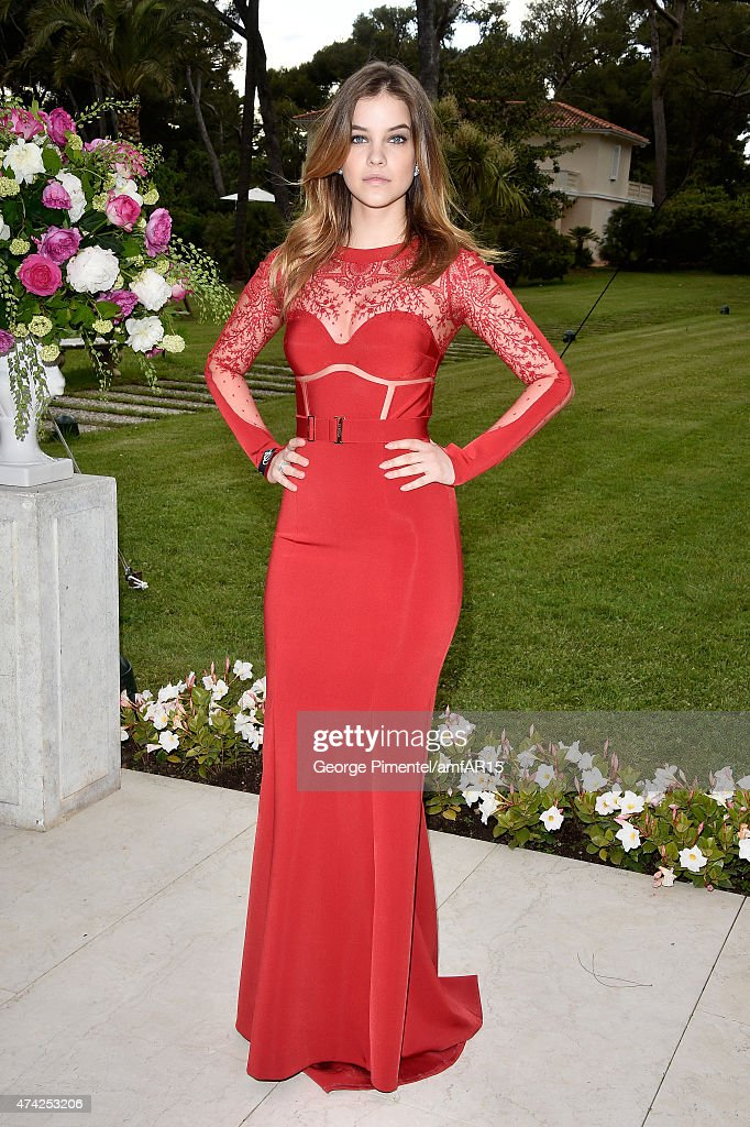 Model <a gi-track='captionPersonalityLinkClicked' href=/galleries/search?phrase=Barbara+Palvin&family=editorial&specificpeople=7190694 ng-click='$event.stopPropagation()'>Barbara Palvin</a> attends amfAR's 22nd Cinema Against AIDS Gala, Presented By Bold Films And Harry Winston at Hotel du Cap-Eden-Roc on May 21, 2015 in Cap d'Antibes, France.