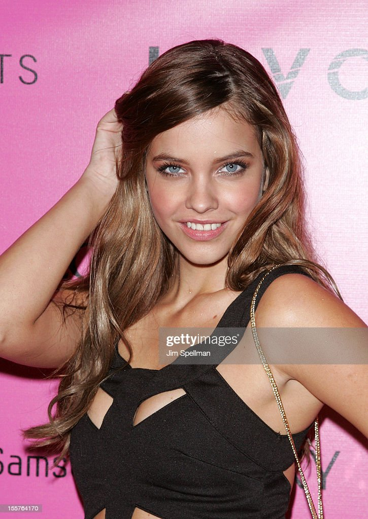 Model Barbara Palvin attends the after party for the 2012 Victoria's Secret Fashion Show at Lavo NYC on November 7, 2012 in New York City.