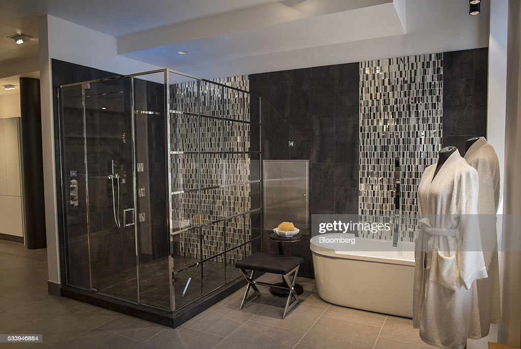 Inside the pirch home design store getty images for New model bathroom design