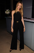 Model Behati Prinsloo attends the 2012 GQ Gentlemen's Ball presented by LG Movado and Nautica on October 24 2012 in New York City