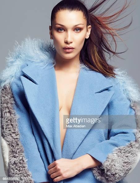 Bella Hadid, Elle Brazil,