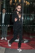 Celebrity Sightings In Paris -  January 20