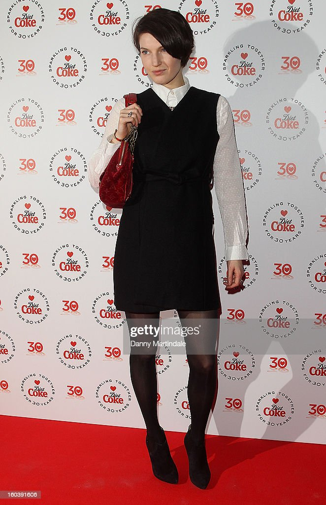 Model Ben Grimes attends a party hosted by Diet Coke at Sketch on January 30, 2013 in London, England.