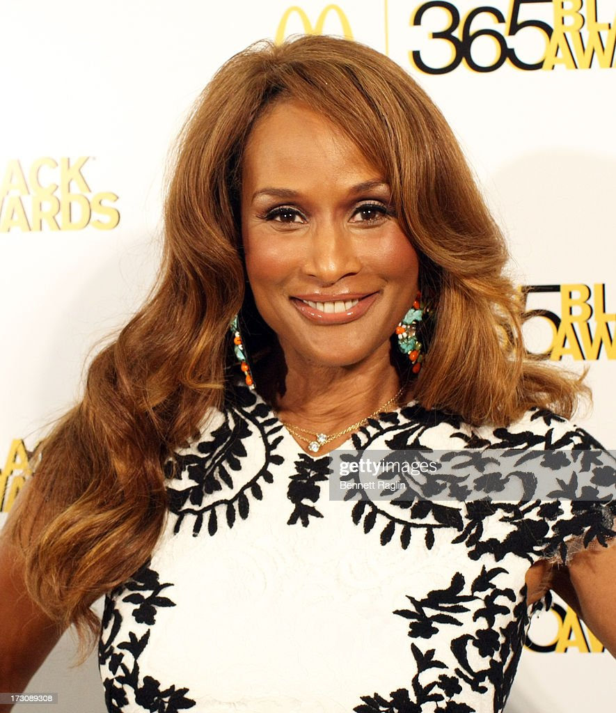 Model <a gi-track='captionPersonalityLinkClicked' href=/galleries/search?phrase=Beverly+Johnson&family=editorial&specificpeople=206659 ng-click='$event.stopPropagation()'>Beverly Johnson</a> attends the 2013 365 Black Awards at the Ernest N. Morial Convention Center on July 6, 2013 in New Orleans, Louisiana.