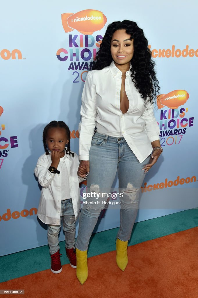 model-blac-chyna-at-nickelodeons-2017-kids-choice-awards-at-usc-galen-picture-id652246812